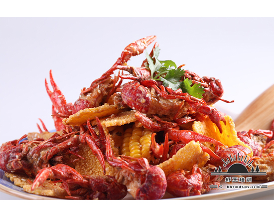 蛋黄焗大虾